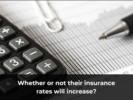Do Insurance Rates Increase After An Accident?
